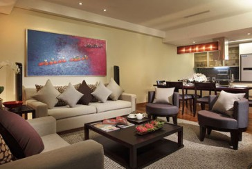 【胡志明酒店】商务之选Serviced Apartment(Intercontinental Asiana Saigon Residence)