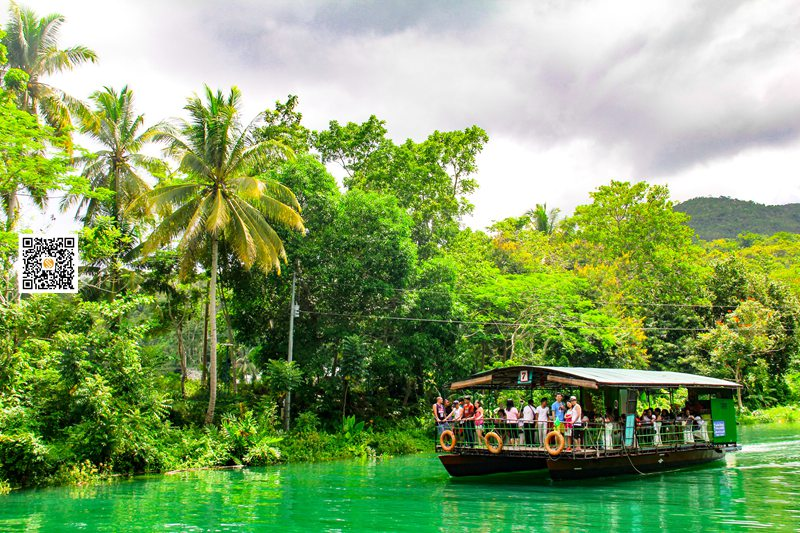 罗博河游船(Loboc River Cruise) (9)