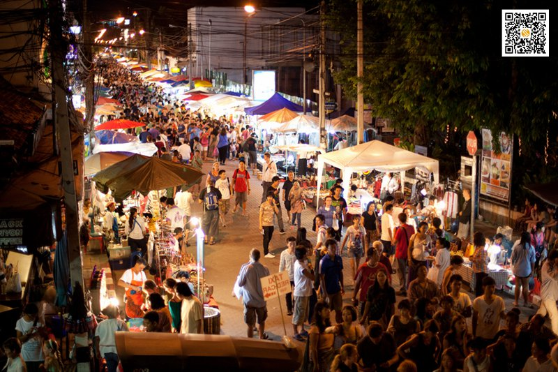 清迈周日夜市(ChiangMai Sunday Night Market ) (2)