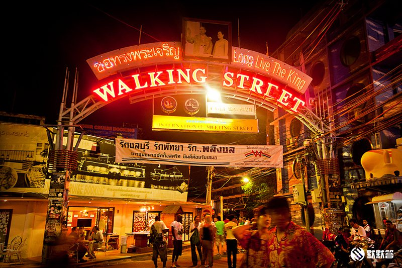 芭提雅红灯区「Pattaya Walking Street」 (3)