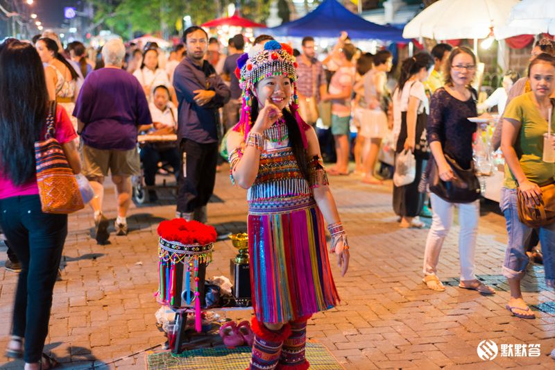 清迈周日夜市(ChiangMai Sunday Night Market ) (17)