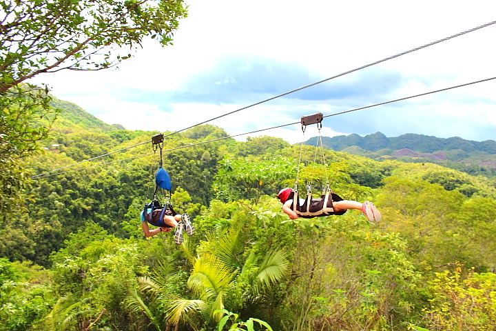 罗博生态旅游冒险公园(Loboc Eco-Tourism Adventure Park) (5)