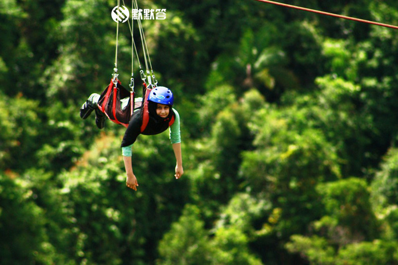 罗博生态旅游冒险公园(Loboc Eco-Tourism Adventure Park) (10)