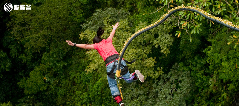 丛林蹦极(Jungle Bungy Jump) (7)