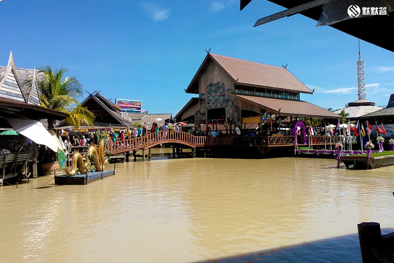 芭提雅四方水上市场(Pattaya Floating Market) (5)
