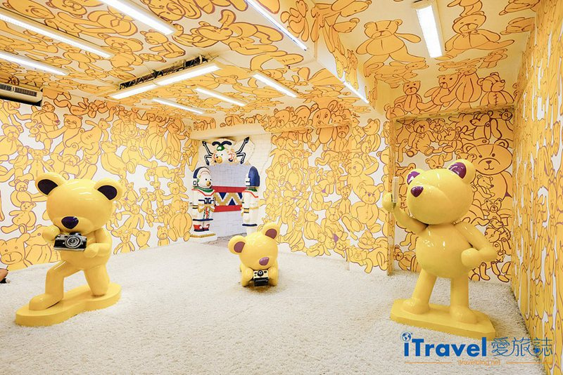 芭提雅泰迪熊博物馆「Teddy Bear Museum」 (2)