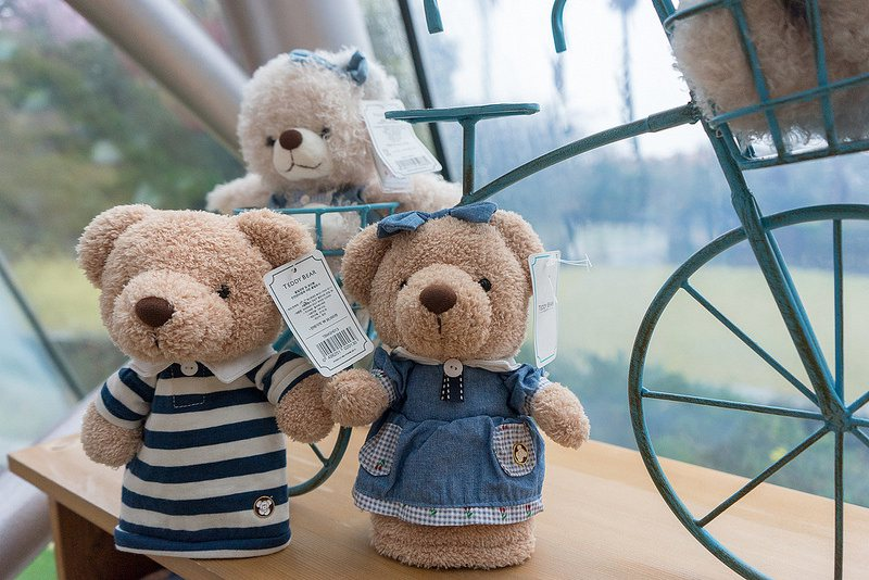 芭提雅泰迪熊博物馆「Teddy Bear Museum」 (6)