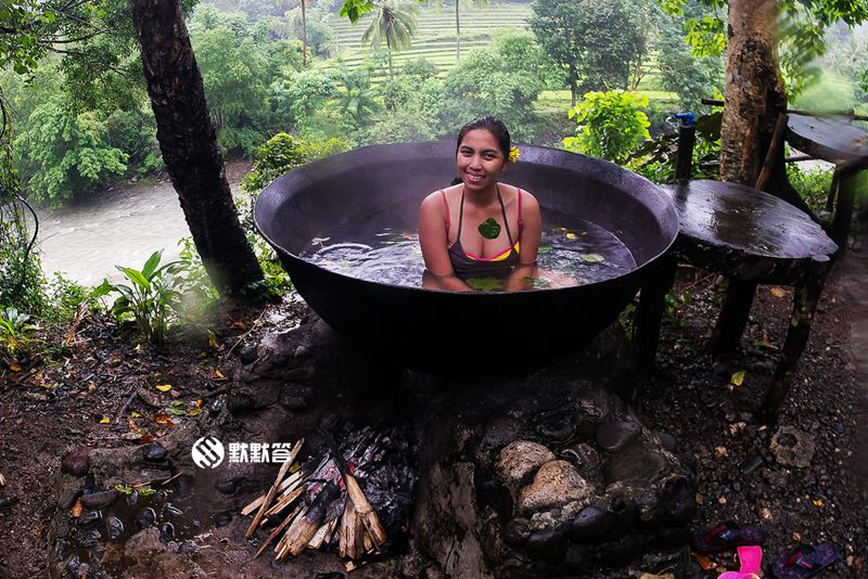食人族SPA「Kawa Hot Bath」 (7)