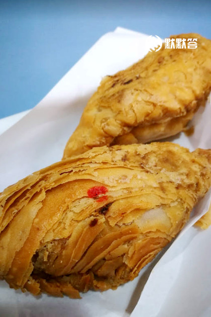 驰名香脆咖哩卜 (Famous Crispy Curry Puff) (6)